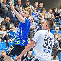 Close encounters in the Men's EHF Cup