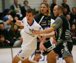 Coach comments: Men's EHF Cup