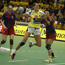 Women's EHF Cup: Unpredictable
