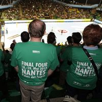 Successful premiere for the EHF Cup Finals